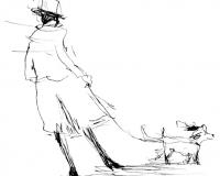 lady&dogw